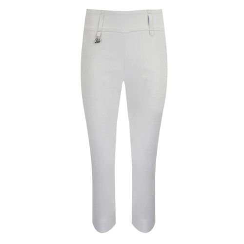 Daily Sports: Women's Magic High Water Pants - Pearl Gray