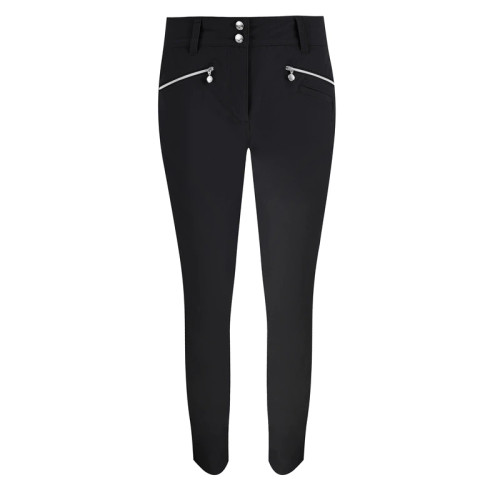 Daily Sports: Women's Glam Ankle Pants - Navy
