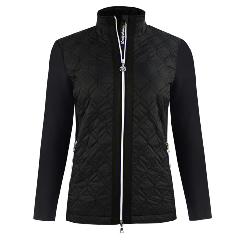 Daily Sports: Women's Even Lightly Padded Jacket - Black