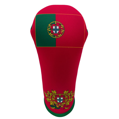 BeeJos: Golf Head Cover - Flag of Portugal