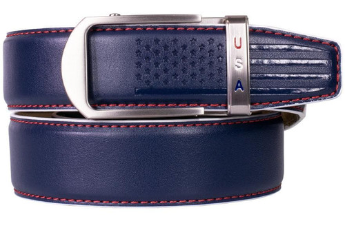 Nexbelt: Men's Anthem Belt - Navy