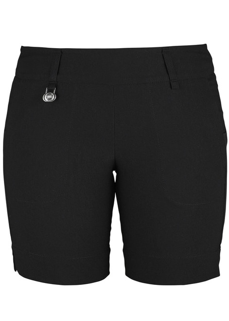"Daily Sports: Women's Magic City 17"" Shorts - Black"
