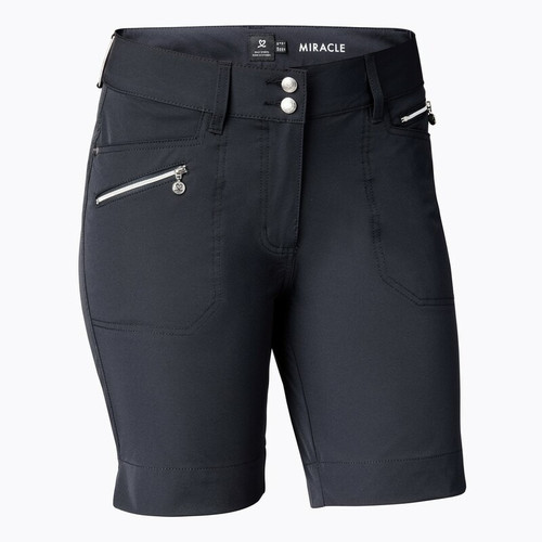 "Daily Sports: Women's Miracle 18"" Shorts - Navy"