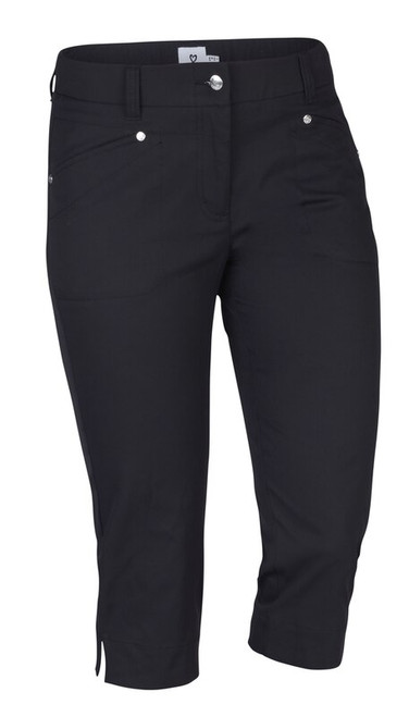 Daily Sports: Women's Lyric Capri - Black