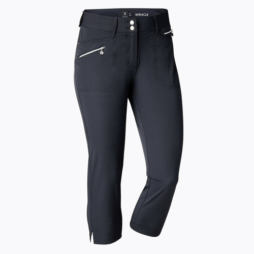 Daily Sports: Women's Miracle High Water Pants - Navy