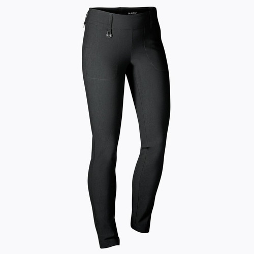"Daily Sports: Women's Magic Pants 29""- Black"