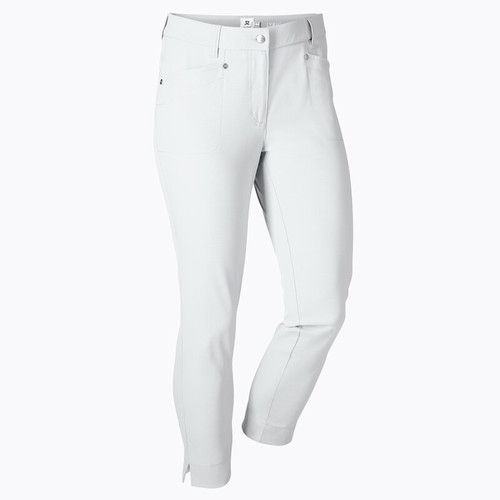 Daily Sports: Women's Lyric High Water Ankle Pants - White