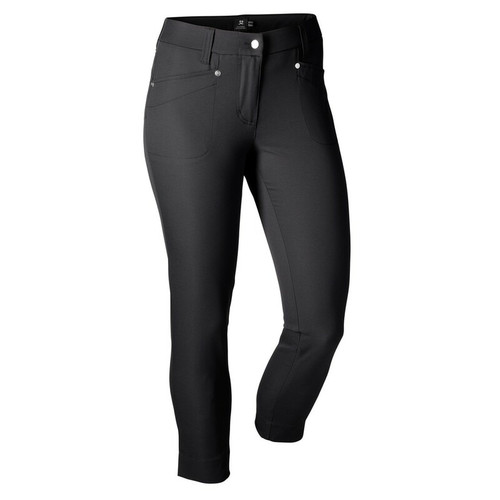 Daily Sports: Women's Lyric High Water Ankle Pants - Black