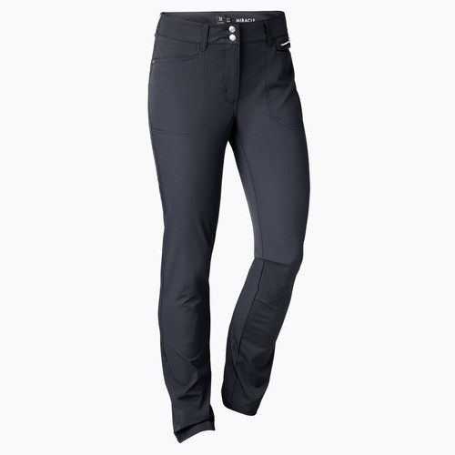 """Daily Sports: Women's Miracle High Water Pants 29""""- Navy"""