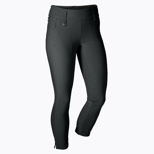 Daily Sports: Women's Magic High Water Ankle Pants - Black
