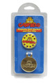 Winning Edge Designs - Crystal Magnetic Hat Clip and Ball Marker - Garfield the Cat - SALE