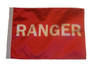 SSP Flags: 11x15 inch Golf Cart Replacement Flag - Ranger