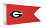 Bag Boy: Collegiate 12' x 18' Golf Cart Flag - Georgia Bulldogs