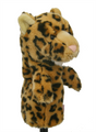 Daphne's HeadCovers: Leopard Golf Club Cover