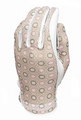 Evertan: Women's Tan Through Golf Glove - Jibitz