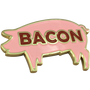 ReadyGolf: Bacon Ball Marker & Hat Clip
