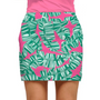 Loudmouth Golf: Women's Skort - Banana Beach