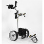 Bat Caddy: 2020 Manual Control Electric Golf Caddy - X4 Sport **White Color Option Ships Late August**