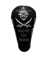 BeeJos: Golf Head Cover - Bad To The Bone