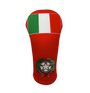 BeeJos: Golf Head Cover - Flag of Italy (Red)