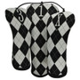 BeeJos: Golf Head Cover - Black Tie