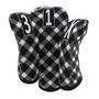 BeeJo's: Golf Headcover - Bow Tie Plaid Golf