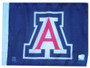 SSP Flags: University 11x15 inch Flag Variety - University of Arizona Wildcats