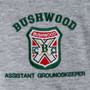 Assistant Groundskeeper Embroidered T-Shirt by ReadyGolf
