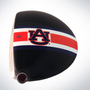 ClubCrown Stripes: Removable Driver Decal - Auburn