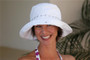 Dolly Mama: Ladies Chloe Floppy Sun Hat