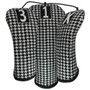 BeeJos: Golf Head Cover -  Classic Hounds-Tooth Print