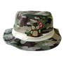 ReadyGOLF: 19th Hole Dancing Gopher Camo Bucket Hat