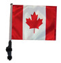 SSP Flags: 11x15 inch Golf Cart Flag with Pole - Canada