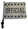 SSP Flags: 11x15 inch Golf Cart Flag with Pole - Official
