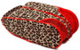 Glove It: Shoe Bag - Leopard