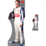Team Image: Lifesize & Miniature Cardboard Cutout Combo - Dale Earnhardt Jr. 2013 National Guard #88