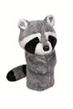 Daphne's HeadCovers: Raccoon Golf Club Cover