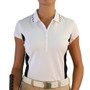 Golf Knickers: Ladies Clubman Golf Shirt