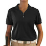 Golf Knickers: Ladies Cotton Polo Golf Shirt