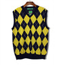 Golf Knickers: Men's Argyle Sweater Vest
