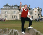 Superstar Greetings: Jack Nicklaus Farewell to British Open Unsigned 16x20 Photo UJNI-16a