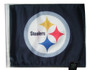 SSP Flags: NFL 11x15 inch Flag Variety - Pittsburgh Steelers