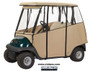 Club Pro: Club Car Golf Cart Enclosure- 3X4 Precedent