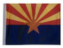 SSP Flags: 11x15 inch Golf Cart Replacement Flag - Arizona