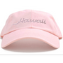 Dolly Mama Ladies Baseball Hat - Hawaii on Pink
