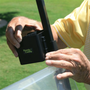 Ready Caddy - Portable Golf Cart Accessory Organizer