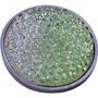 ReadyGolf: Rhinestone Crystal Ball Marker - Green & White