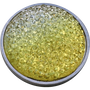 ReadyGolf: Rhinestone Crystal Ball Marker - Yellow & White