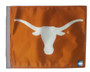 SSP Flags: University 11x15 inch Variety Flag - Longhorns  (White Logo)