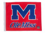 SSP Flags: University 11x15 inch Flag Variety - Ole Miss